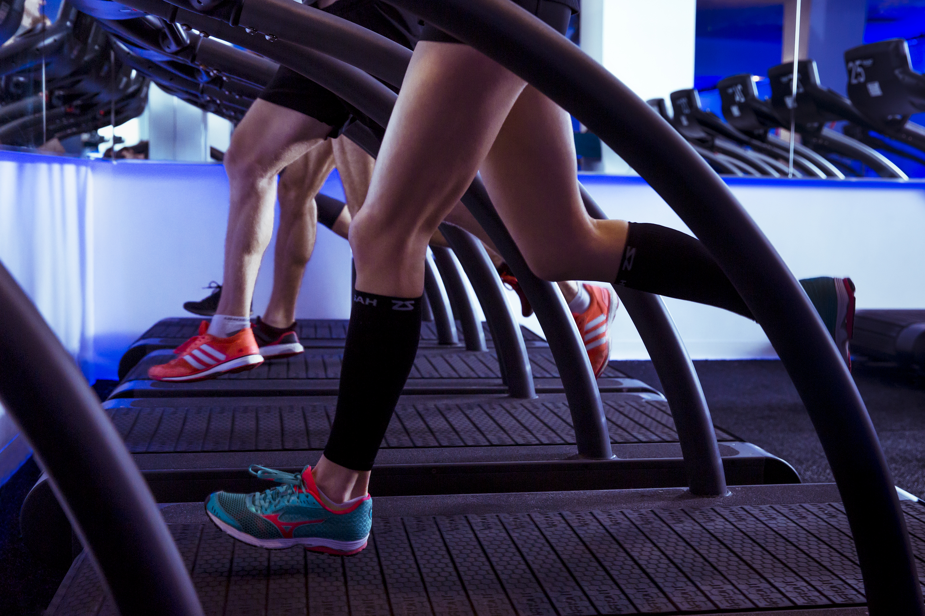 How to Workout Indoors When It's Freezing Outside