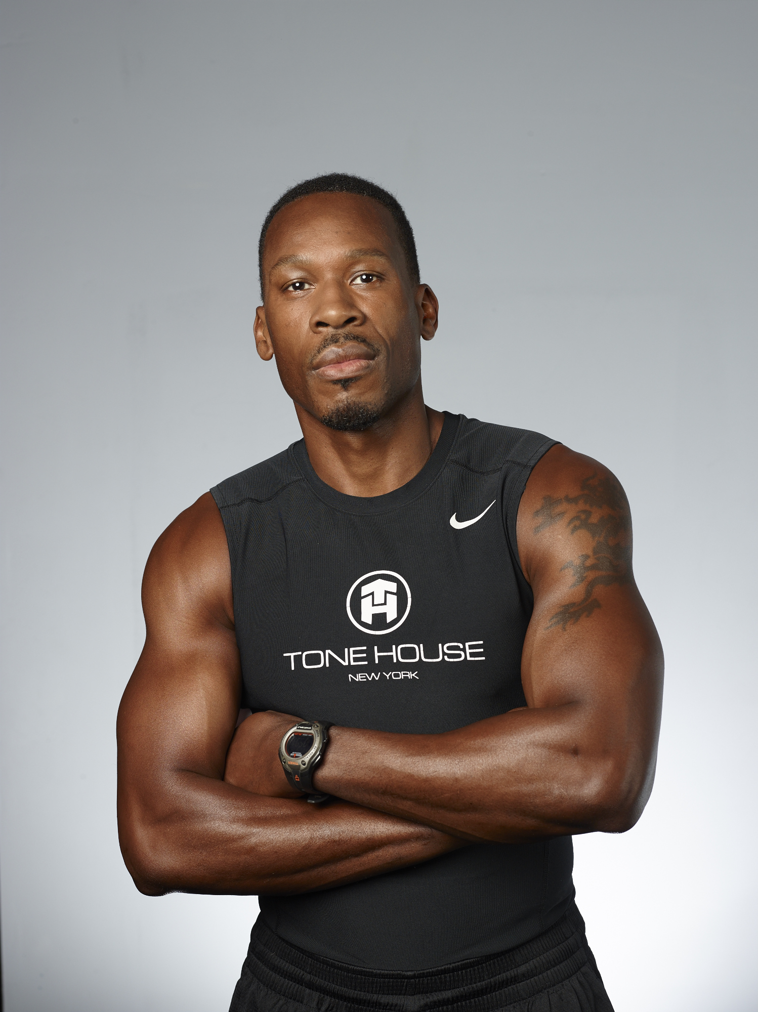 From Basketball Player, To Tone House instructor.