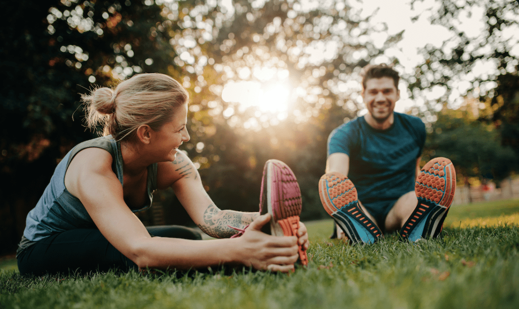 4 Reasons to Exercise Outside This Summer