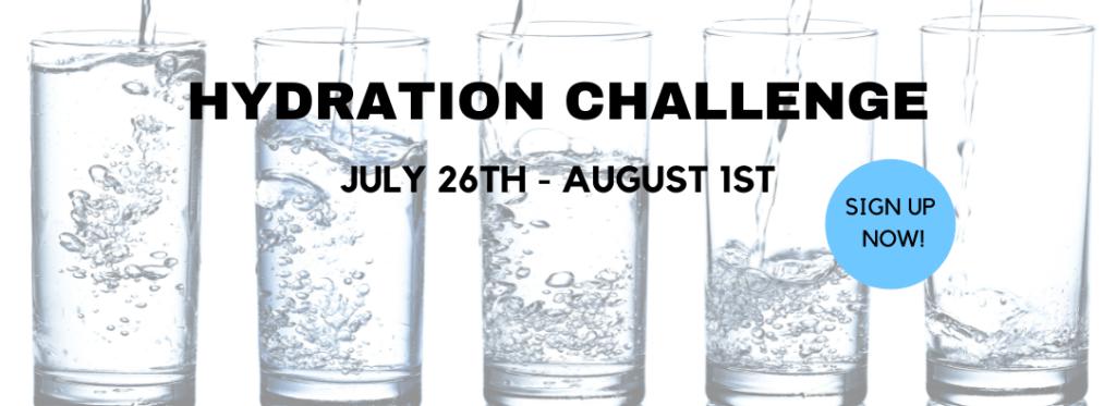 HealthKick 7-Day Hydration Challenge
