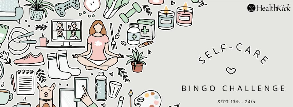 Self-Care Bingo Challenge